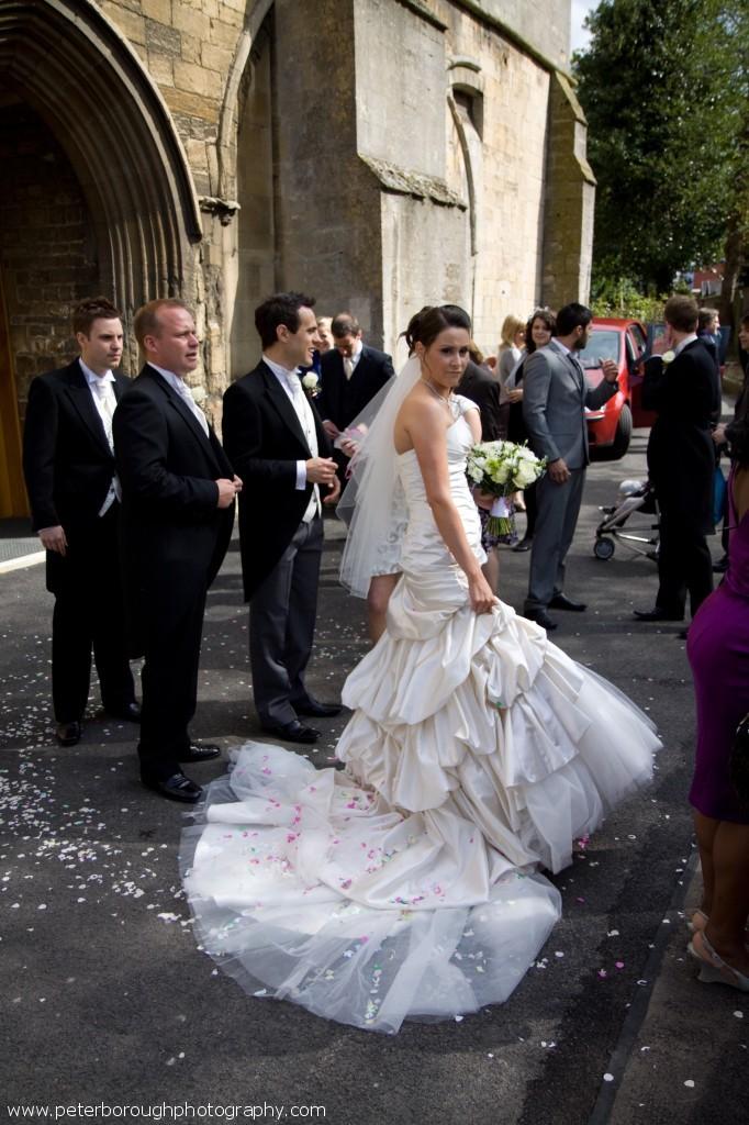 "lisa wedding bourne near stamford ""bourne abbey"""