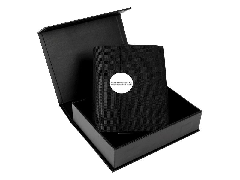 Peterborough Photography Album Wedding Book Box