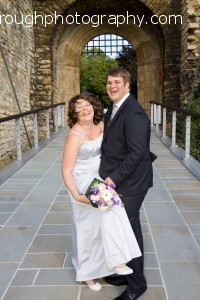 wedding photography at lincolnshire Lincoln Castle