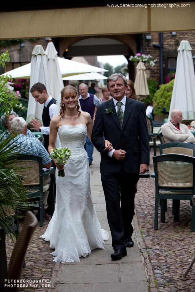 The George Hotel Wedding Venue Stamford