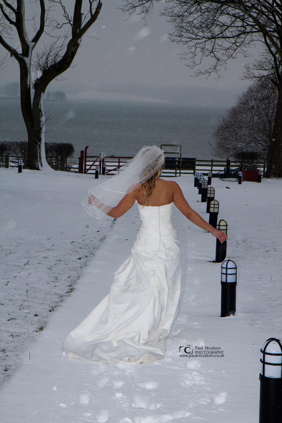 Wedding Photography  Normaton Park Hotel, Rutland Water, Winter Wedding.