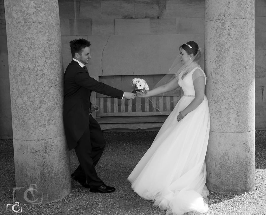 Martin and Emma - Normanton Church Wedding
